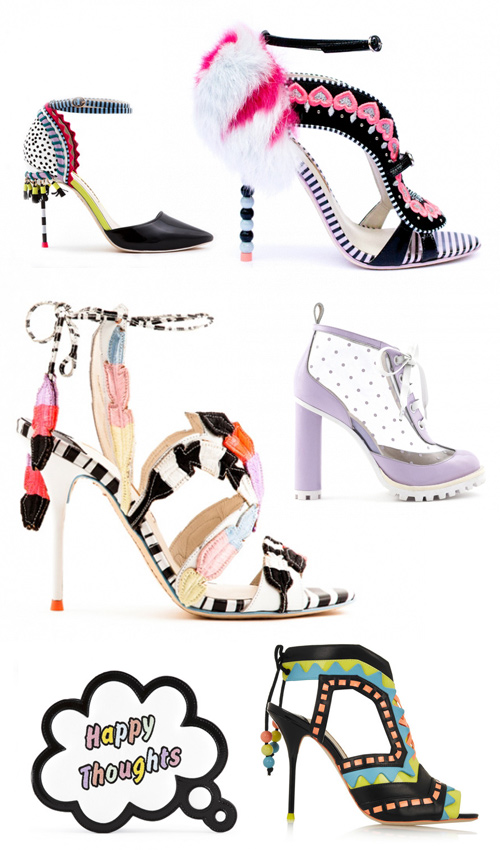 chaussures Sophia webster