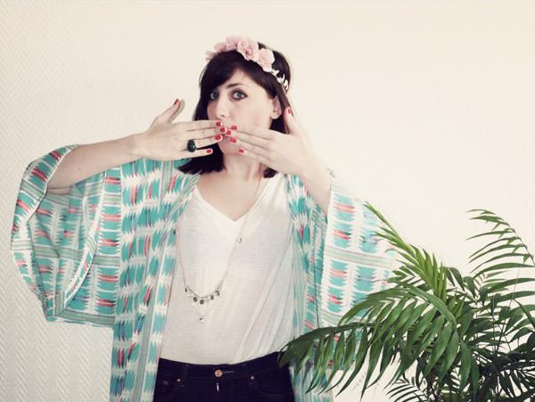 Allure Kimono