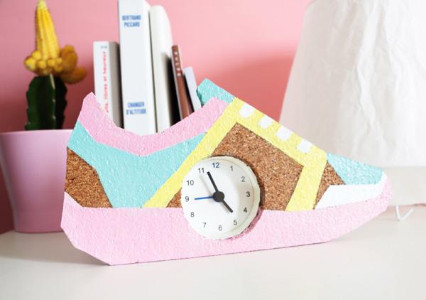 pendule shoes