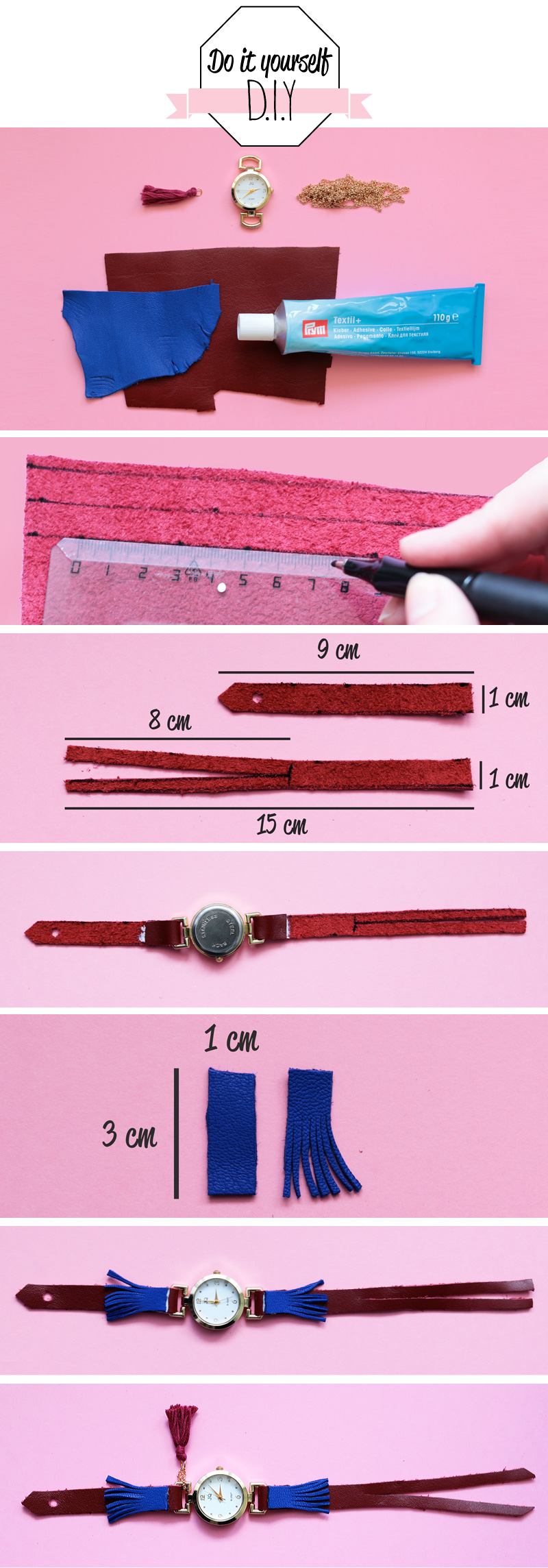 DIY-montre
