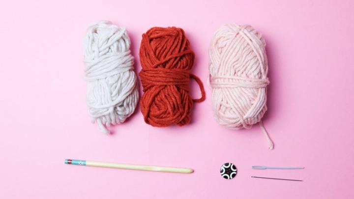 matériel-crochet