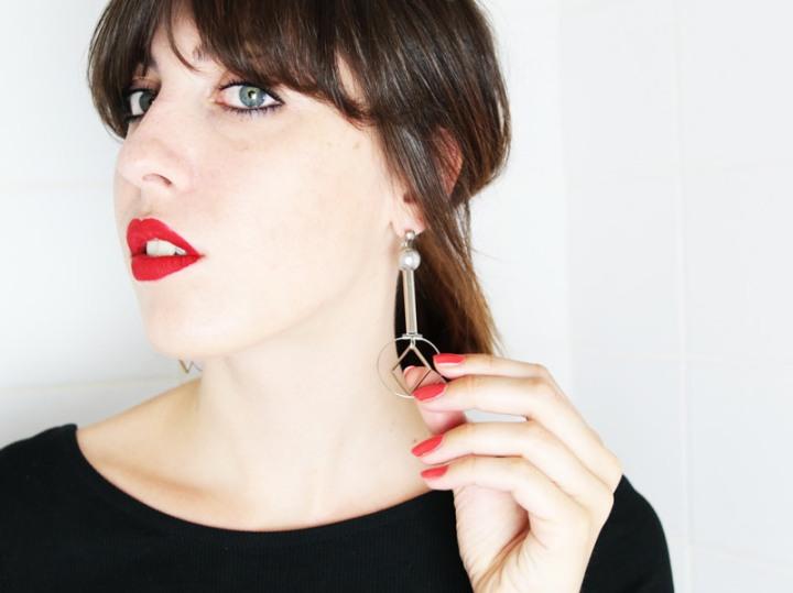 DIY mode : des boucles d'oreilles design!