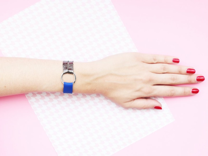 bracelet gros anneaudesign