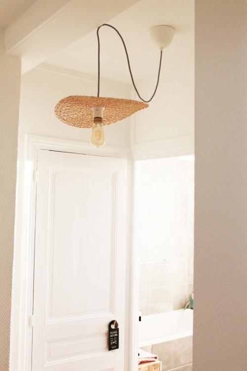 diy d co ikea hack une suspension personnalis en rotin. Black Bedroom Furniture Sets. Home Design Ideas